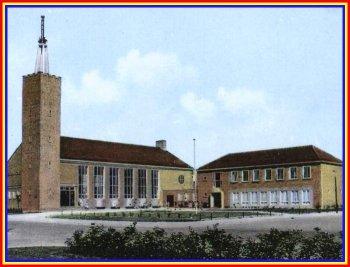 Gedachtenisdienst in Rehobothkerk